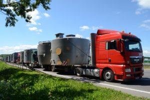 Негабаритные перевозки: перевозка негабаритных грузов по Украине, Европе, Азии, СНГ